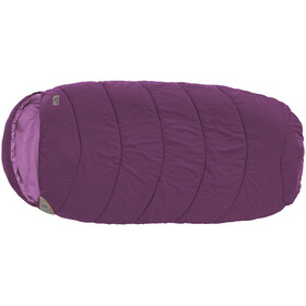 Easy Camp Ellipse Slaapzak, majesty purple